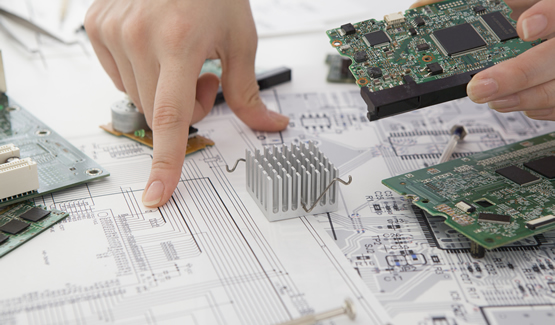 AVIN Electronics design a wide range of electronic systems
